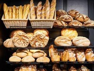 Les boulangeries